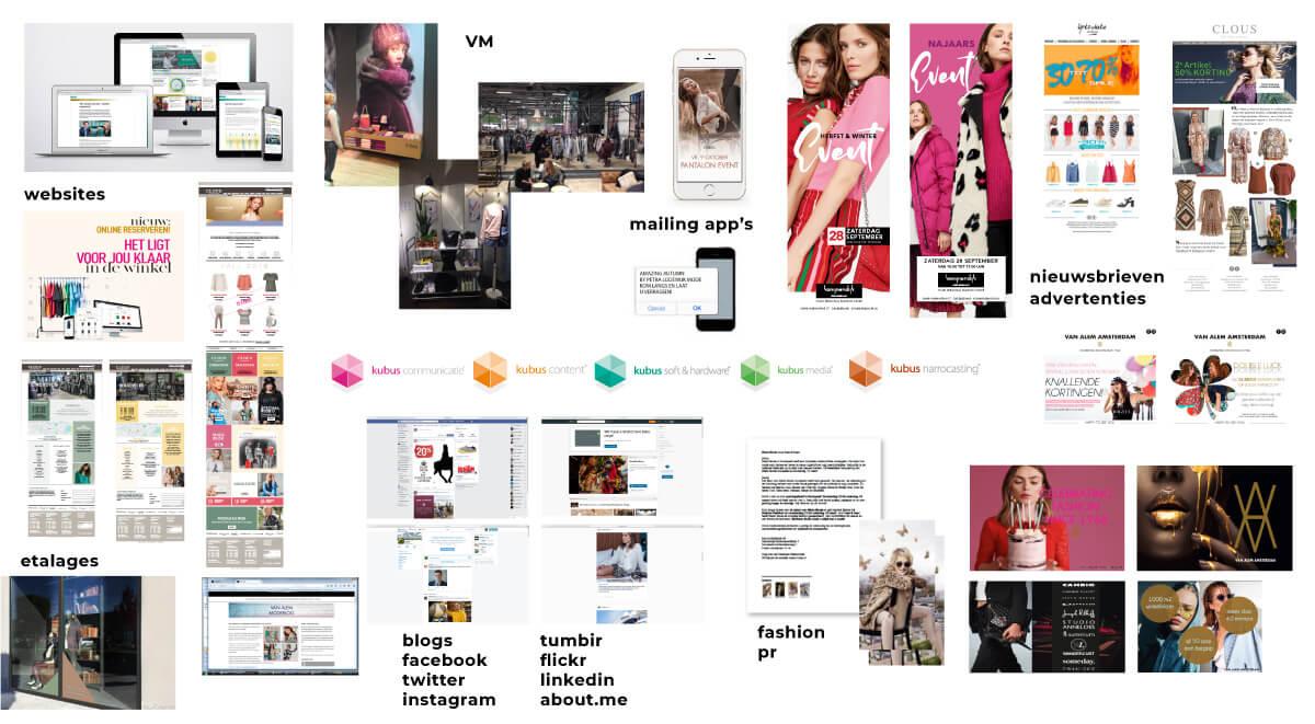 onze mode brochures