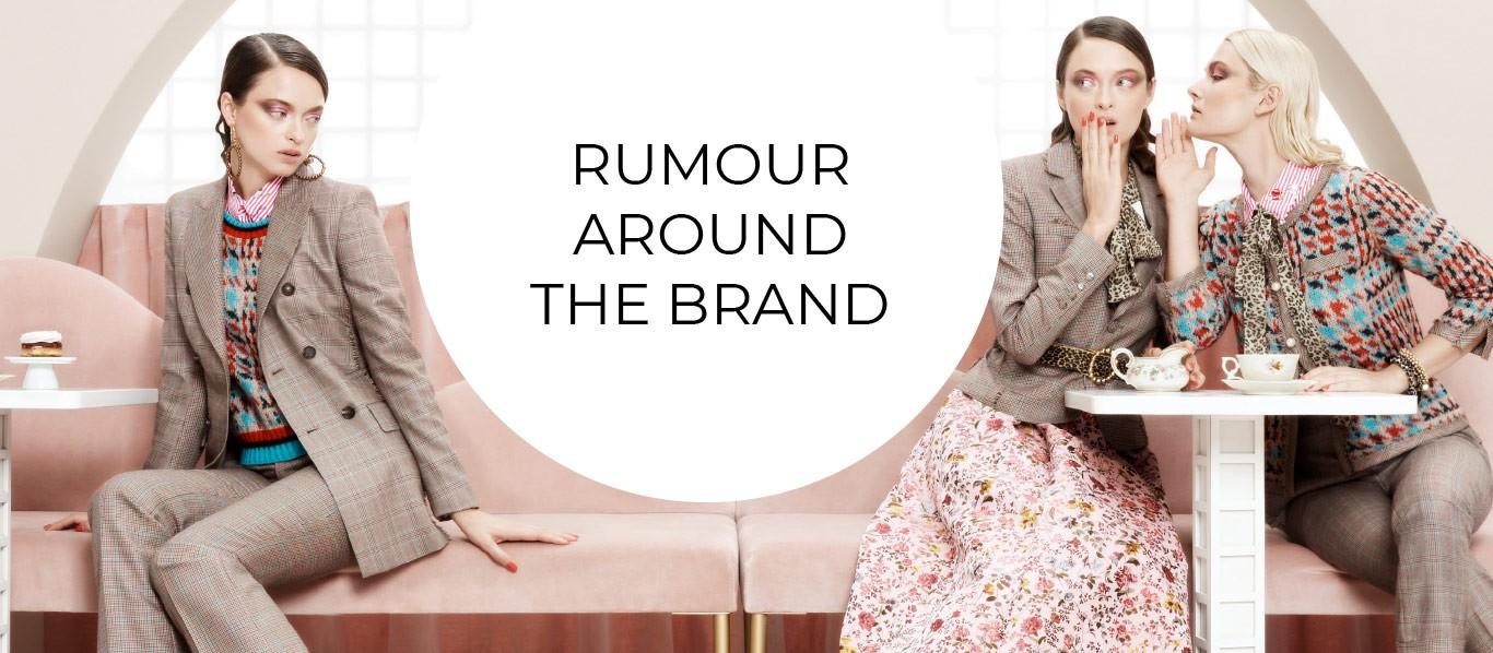 rumors around the brand