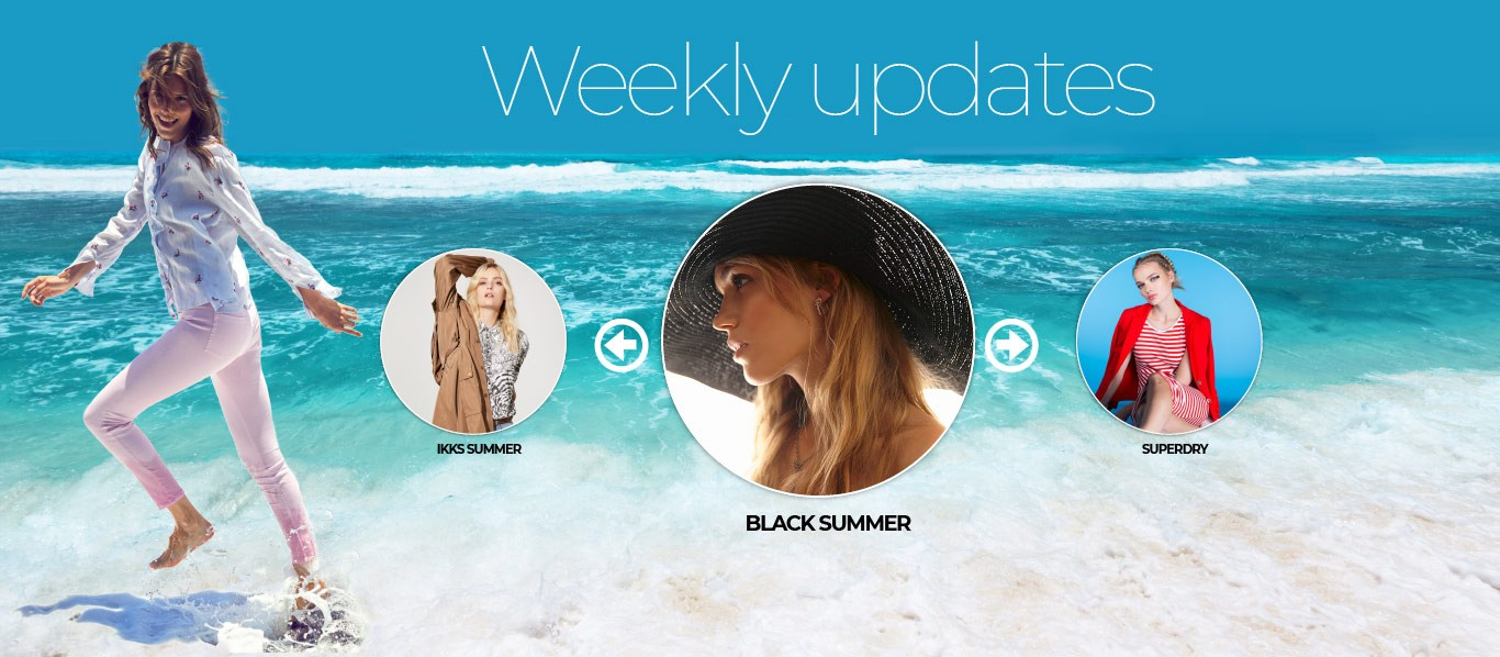 weekly mode update