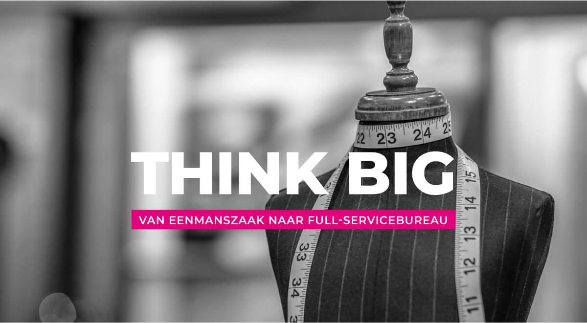 think big in fashion